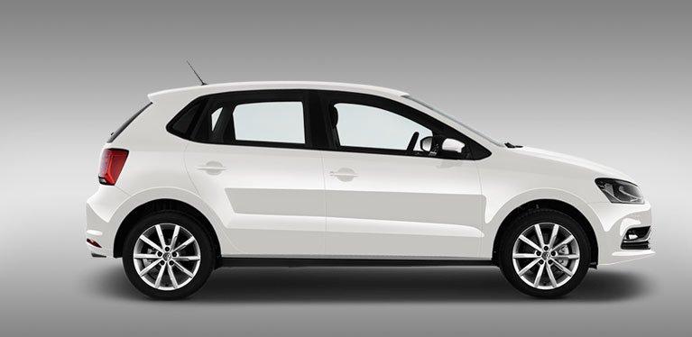 Volkswagen Polo Vivo or similar