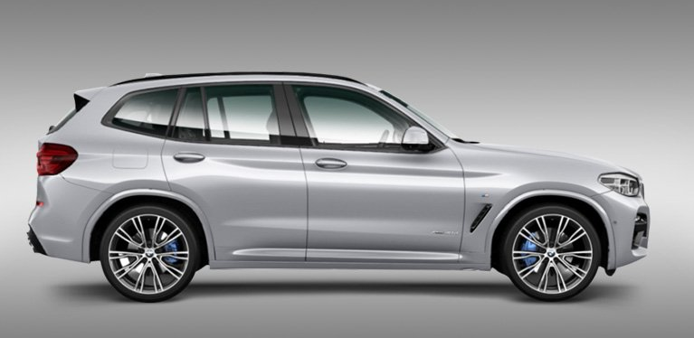 BMW X3 sDrive 18d or similar