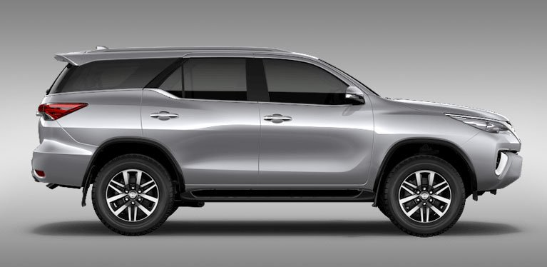 Toyota Fortuner 4X2 Raised Body or similar