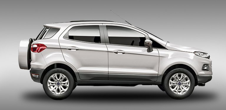 Ford Ecosport Powershift Automatic or similar