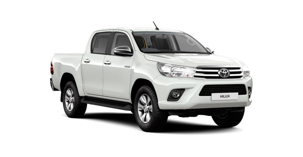 Toyota Hilux Bakkie or similar